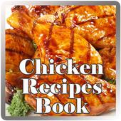 Chicken Recipes Book icon