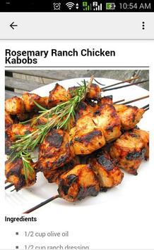 Chicken Recipes Book apk screenshot
