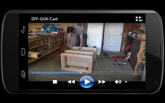 DIY Furniture Tutorial apk screenshot