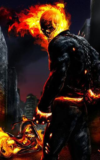 Ghost Rider Wallpaper For Android Apk Download