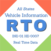 RTO - Indian Vehicle Information icon