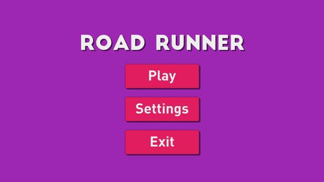 Road Runner poster