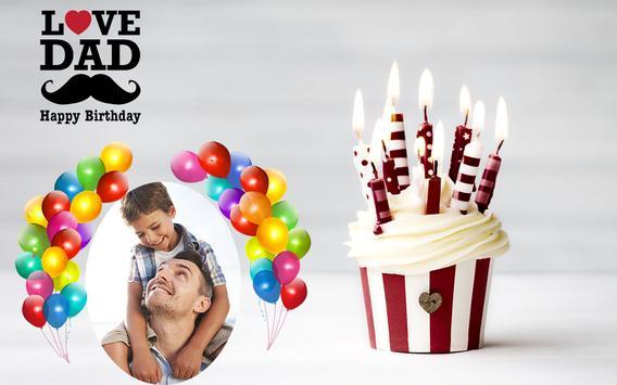 Birthday Wish Photo Creator poster