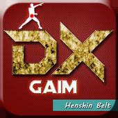 Henshin Belt sim for DX Sengoku Driver icon