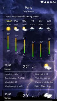 Prakiraan Cuaca screenshot 2