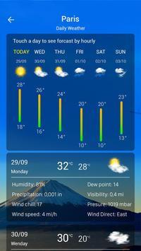 Prakiraan Cuaca screenshot 3