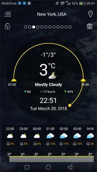 Prakiraan Cuaca screenshot 7