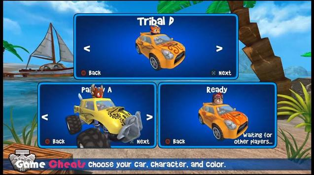 Guide for Beach Buggy Racing 截图 1