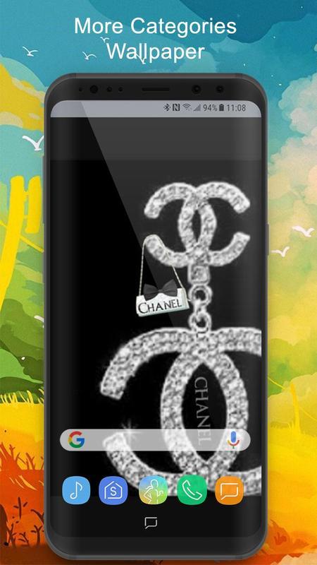 Chanel Wallpaper HD Screenshot 2