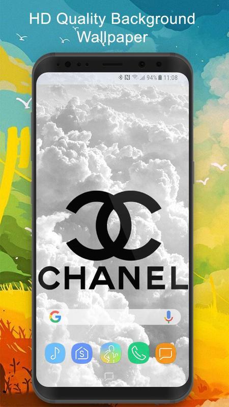 Chanel Wallpaper HD Screenshot 3