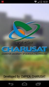 CHARUSAT poster
