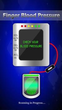 Blood Pressure Checker Prank apk screenshot