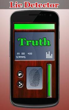 Lie Detector Simulator Prank screenshot 2