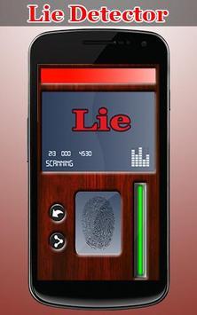 Lie Detector Simulator Prank screenshot 3