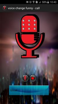 voice change funny - call apk screenshot
