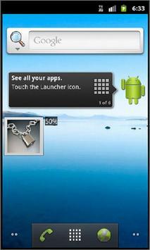 Screen Lock Free screenshot 1