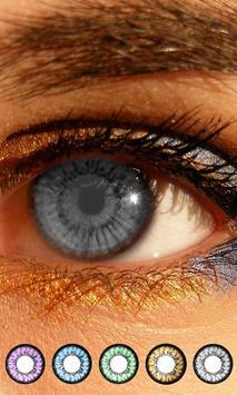 Effects Eye Color Changer screenshot 4