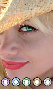 Effects Eye Color Changer apk screenshot