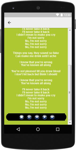 The Best Music & Lyrics The Pigeon Detectives cho Android - Tải về APK