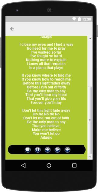 The Best Music & Lyrics Lara Fabian for Android - APK Download