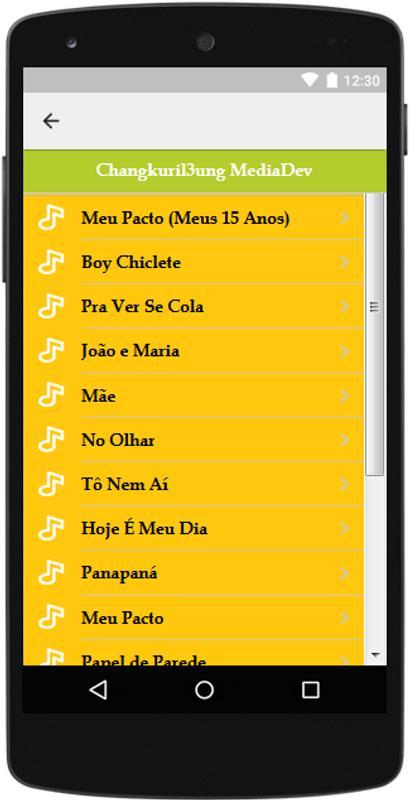 Larissa Manoela Melhor música e letras para Android - APK Baixar 1bb8876fbc
