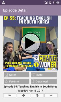 The Changwoner South Korea poster