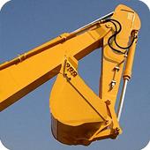 重機械操作(挖掘機)檢定 - 題庫練習 icon