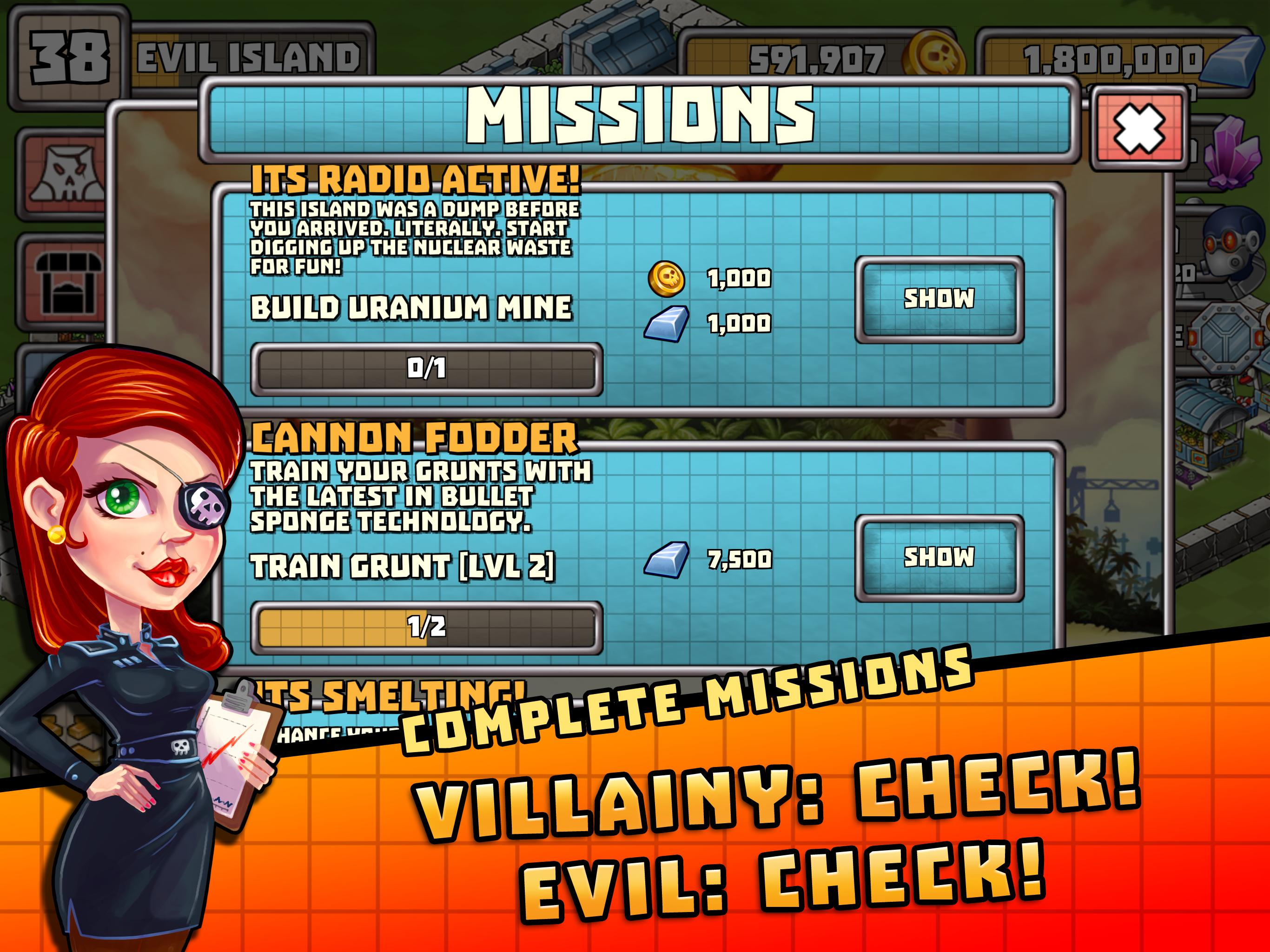 Evil Island for Android - APK Download
