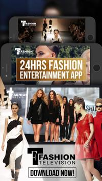 Fashion Television by Baidu TV poster