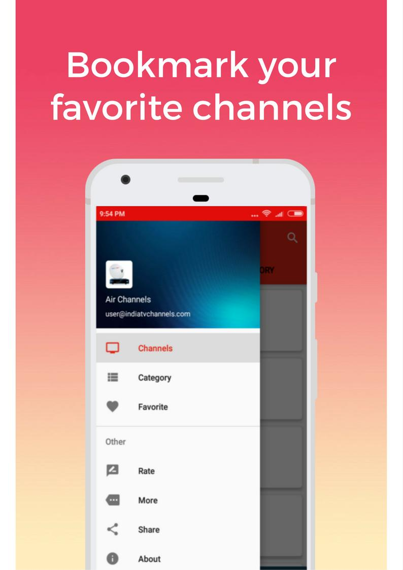 TV Channels for Airtel Digital TV - Airtel DTH TV for Android - APK