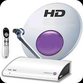 Channel list for Videocon d2h & Videocon Recharge icon