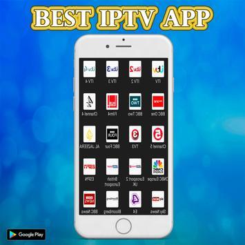 Daily IPTV updates 2018 poster