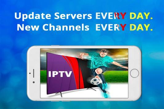 Daily IPTV updates 2018 screenshot 1