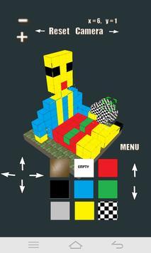 Block World, Create own world poster