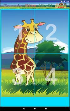 ปริศนาภาพสัตว์ สำหรับเด็ก screenshot 8