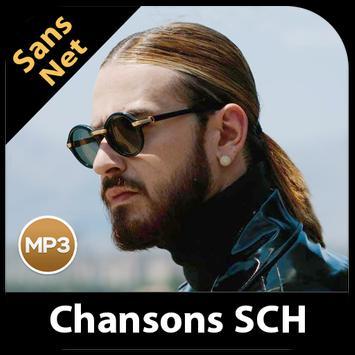 SCH - Pharmacie - chansons poster