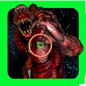 เกมส์ยิงผี Ghost Shooter AR icon