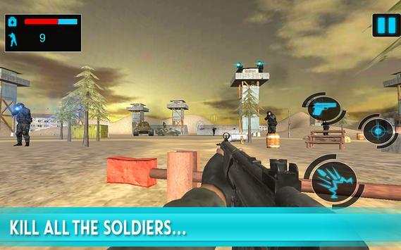 Desert Commando Operation screenshot 4