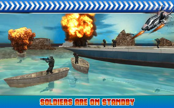 Navy Helicopter Shooter screenshot 4