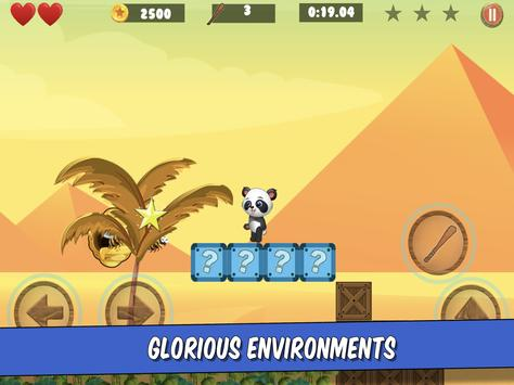 Super Panda Adventure Tour screenshot 7