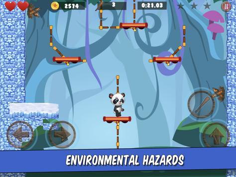 Super Panda Adventure Tour screenshot 8