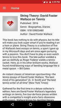 Books Read By screenshot 1