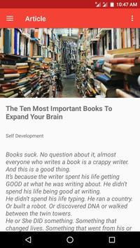 Books Read By screenshot 4