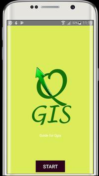 Guide For Qgis poster