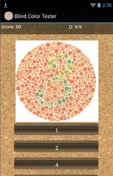 Color Blind Tester apk screenshot