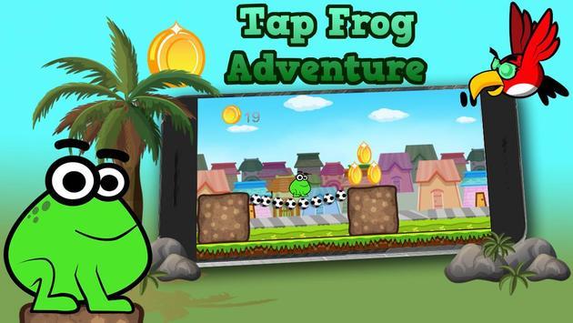 Tap Frog Adventure poster