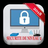 SÉCURITÉ DE NIVEAU 2 icon