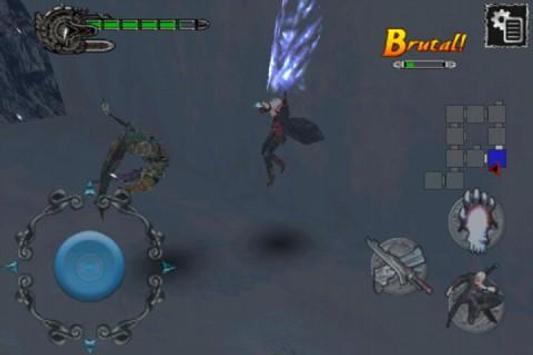 Devil May Cry 4 स्क्रीनशॉट 2