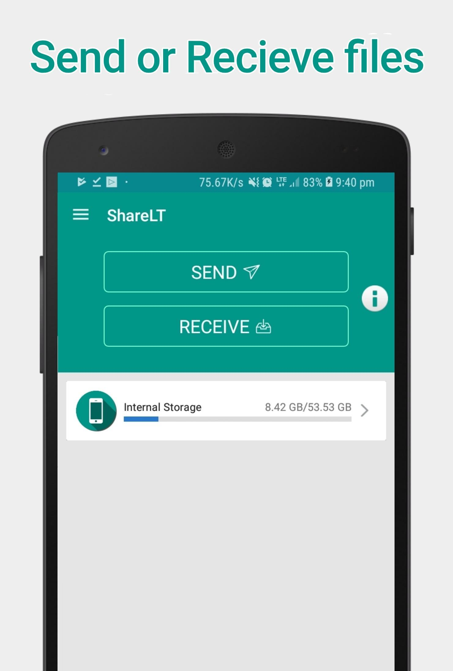 SHAREit New Beta for Android - APK Download