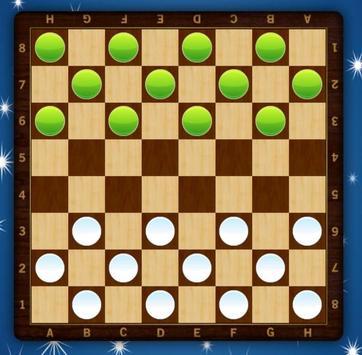 Fun Checkers poster